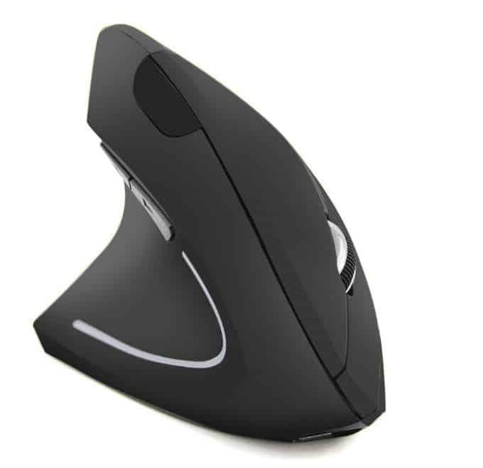 souris ergonomique verticale pour gaucher